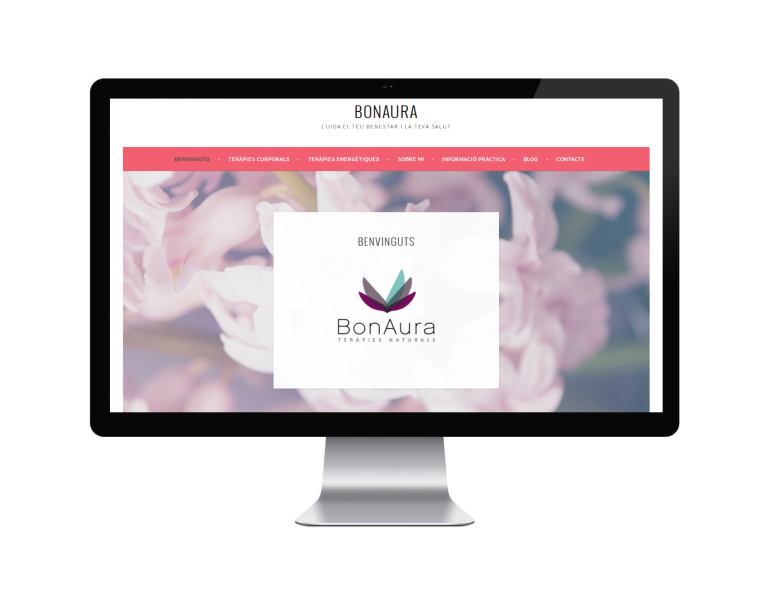 Bonaura website